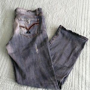 Vigoss Distressed Jeans Style P2451J